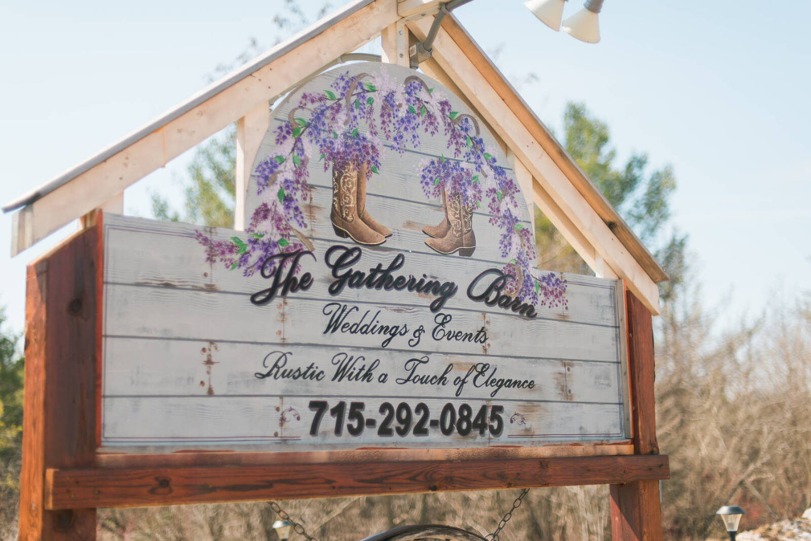 The Gathering Barn - Welcome